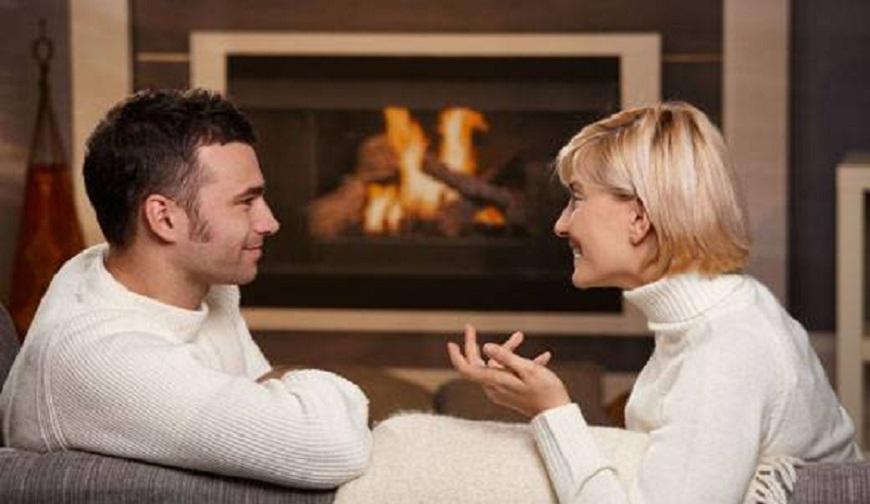 چطور با همسرم حرف بزنم