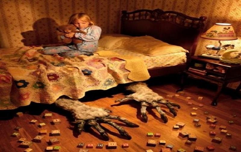 کنترل ترس های کودکان