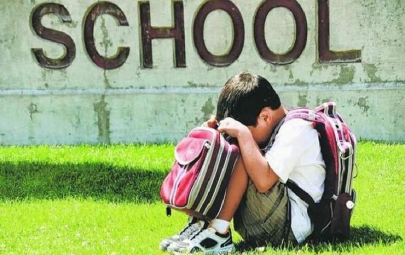 ترس از مدرسه در کودکان