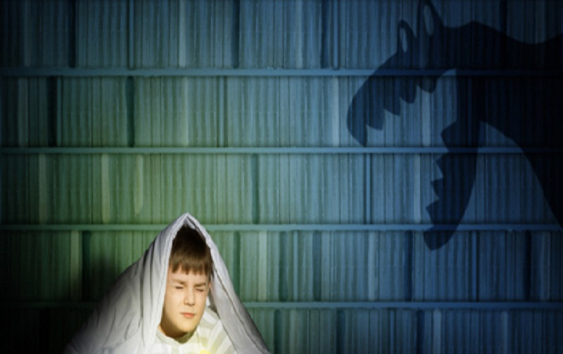 ترس در کودکان ؛ انواع و علت آن