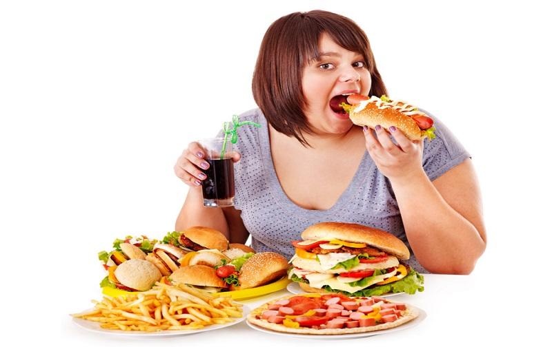 انواع اختلالات تغذیه و خوردن