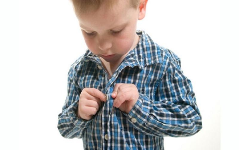 کمک به استقلال کودکان اوتیسم